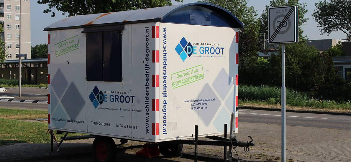 Schildersbedrijf Delft